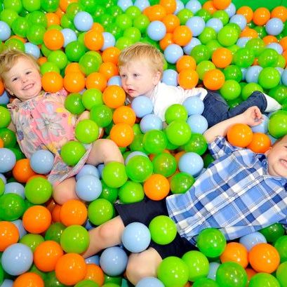 Soft-play-ball-pond